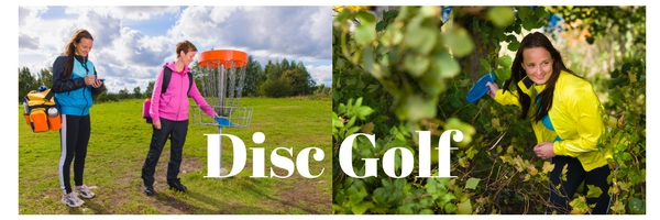 New addition coming to Brighton KOA……. Disc Golf