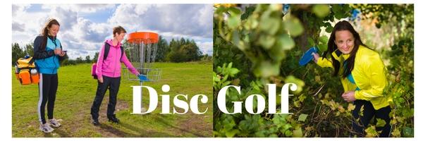 New addition coming to Brighton KOA……. Disc Golf